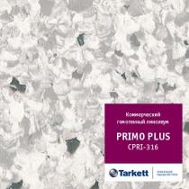 Гомогенный линолеум Tarkett  Primo Plus 316