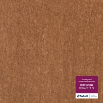Гетерогенный линолеум Tarkett  Travertine Terracotta 02