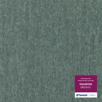 Гетерогенный линолеум Tarkett  Travertine Green 01