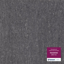 Гетерогенный линолеум Tarkett  Travertine Grey 03