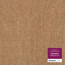 Гетерогенный линолеум Tarkett  Travertine Terracotta 01