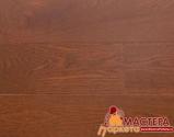 Массив доска Amber Wood Organic Ясень Шоколад 125 мм